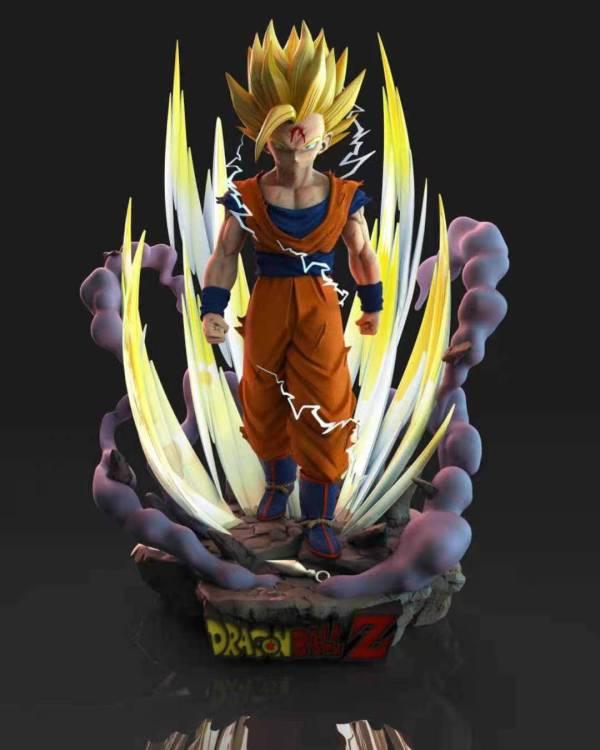【Preorder】NC Collectibles Dragon Ball Super Saiyan2 Gohan Resin Statue's Postcard