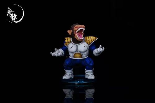 【In Stock】WUSHUANG Studio Dragon Ball MEGA Vegeta Big Ape Resin Statue