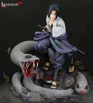 【Preorder】Legendary Collectibles Studio Naruto Uchiha Sasuke Resin Statue's Postcard