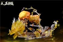 【Preorder】G5 Studio Demon Slayer Zenitsu Resin Statue's Postcard