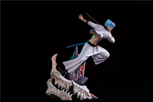 【Preorder】MH Studio BLEACH Grimmjow Resin Statue's Postcard