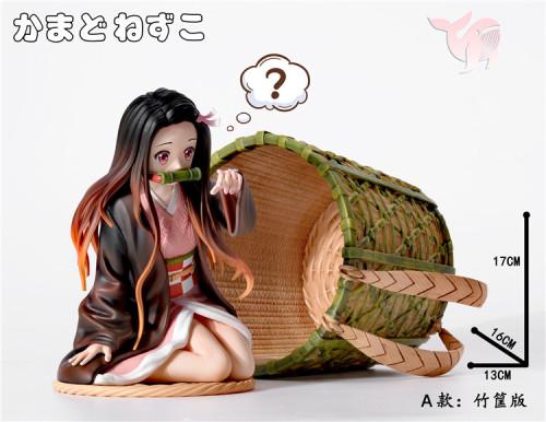 【Preorder】Whale Studios Demon Slayer Nezuko Resin Statue's Postcard