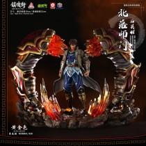 【Preorder】JacksMake《Rakshasa Street》Vol.2 Bei Luo Shi Men & Shi Ling Ming Statue's post card