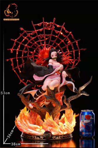 【Preorder】QWD Studio Demon Slayer Nezuko Resin Statue's Postcard