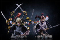 【Preorder】G5 Studio ONE PIECE Vice Admiral Onigumo&Momonga&Stainless&Strawberry Resin Statue's Postcard