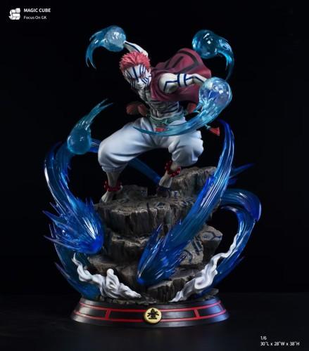 【In Stock】Magic Cube Studio Demon Slayer Akaza Resin Statue