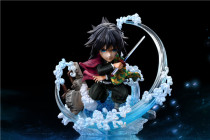 【Preorder】G5 Studio Demon Slayer Tomioka Giyuu Resin Statue's Postcard