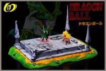 【Preorder】Baifenbai Studio Dragon Ball Cell Game Arena Resin Statue's Postcard