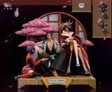 【Preorder】TPA-QTAN Studio BLEACH Kyoraku Shunsui Zanpakutou Materialization Resin Statue's Postcard