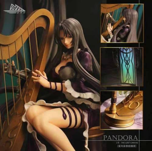 【Preorder】Drill Studio Saint Seiya Pandora The Lost Canvas Resin Statue's Postcard
