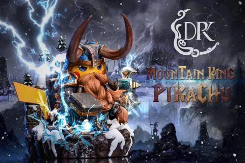 【Preorder】DKP Studio Pokemon Pikachu cosplay Warcraft Muradin Bronzebeard Resin Statue's Postcard