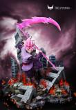 【Preorder】UK Studio Dragon Ball Sickle Rose Goku Resin Statue's Postcard
