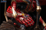 【Preorder】Queen Studio Marvel Iron Spider-Man 1/4 Resin Statue Copyright Resin Statue's Postcard