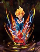 【Preorder】Deyin Studio Dragon Ball Vegeta Resin Statue's Postcard
