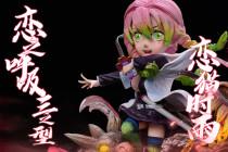 【Preorder】G5 Studio Demon Slayer Kanroji Mitsuri Resin Statue's Postcard