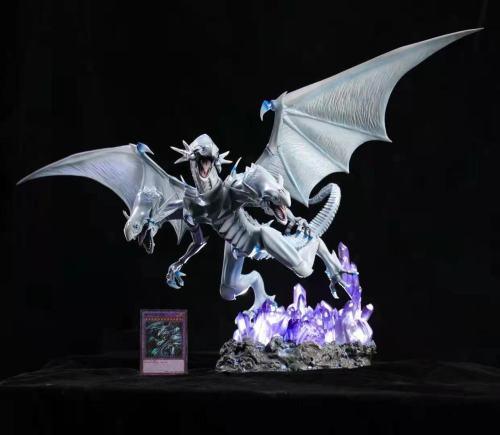 【Preorder】Four Horsemen Studio Blue-Eyes Ultimate Dragon Resin Statue's Postcard