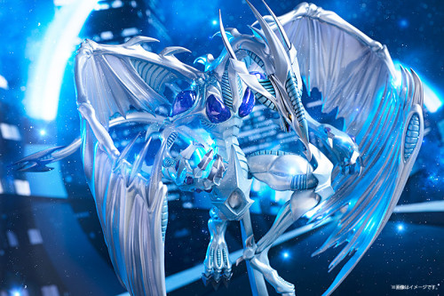 【Preorder】AMAKUNI HobbyJAPAN HJ  Yu-Gi-Oh! 5Ds Stardust Dragon PVC Statue's Postcard