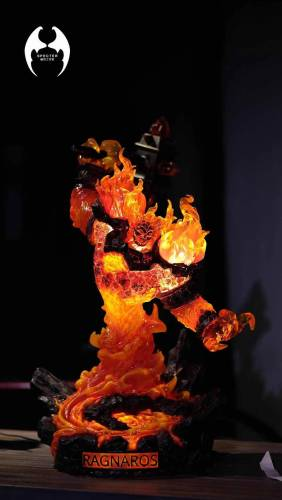 【Preorder】Specter Studio World of Warcraft Ragnaros the Firelord Resin Statue's Postcard