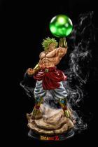 【In Stock】No.8 Studio Dragon Ball Broli Green Hair Lion King Resin Statue