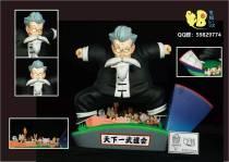 【Preorder】DB Studio Dragon Ball Kame Sennin Jackie Chun Resin Statue's Postcard