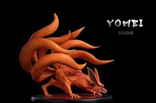 【Preorder】YoMei.Studio NARUTO Kurama Nine-Tails  resin statue's postcard