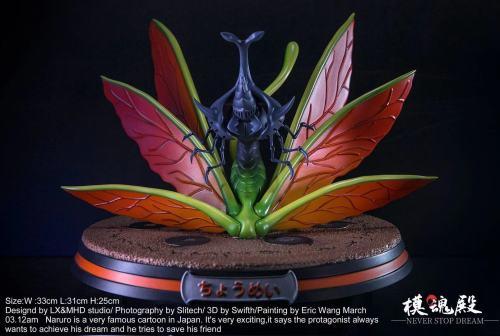 【Preorder】MHD&LX Studio NARUTO Seven Tails Resin Statue's Postcard
