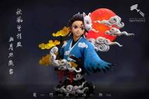 【Preorder】Blue Sky Studio Demon Slayer Tanjirou Resin Bust's Postcard