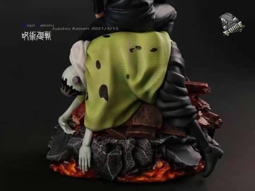 【Preorder】Force Studio FSZS-01 Jujutsu Kaisen Gojo Satoru Resin Statue's Postcard