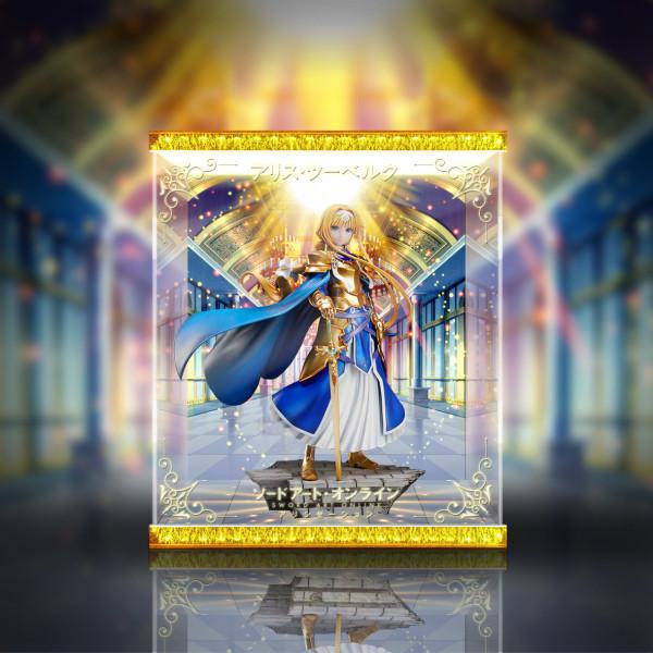 【Preorder】Sword Art Online Alice Acrylic Display Box's Postcard