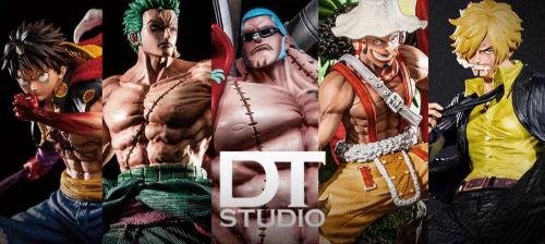【In stock】DT Studio One Piece Vinsmoke Sanji Straw Hat Pirates Resonance Series Resin Statue