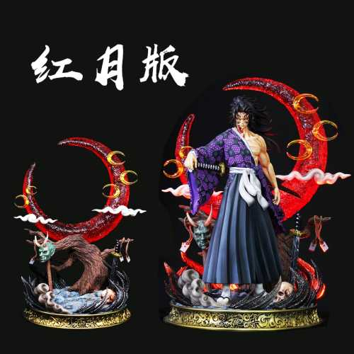 Princekin Studio Demon Slayer Kokushibou resin statue balance
