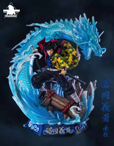 【Preorder】Shadow Studio Demon Slayer Tomioka Giyuu Resin Statue's Postcard