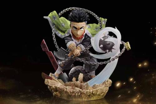 【Preorder】G5 Studio Demon Slayer Himejima Gyoumei Resin Statue's Postcard