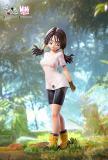 【In Stock】DIM Model Studio x Minishow Dragon Ball Videl Resin Statue