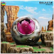 【Preorder】JacksDo Studio Dragon Ball Saiyan Attack Ball Round Spaceships Resin Statue