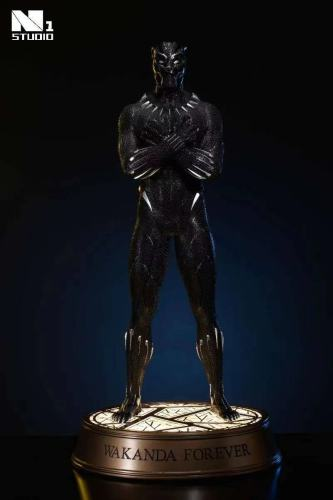 【Preorder】N1 Studio Marvel Black Panther Wakanda Forever Resin Statue's Postcard