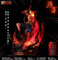 【Preorder】Monkey D Studio One Piece Ace Resin Statue's Postcard