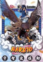 【Preorder】HB Studio Naruto Uchiha Sasuke Resin Statue's Postcard