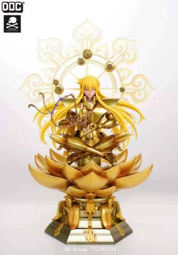 【Preorder】Doctor Studios x Master Design Saint Seiya Virgo Asumita Resin Statue's Postcard