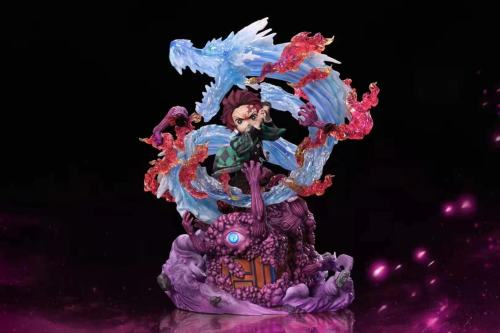 【Preorder】G5 Studio Demon Slayer Tanjirou Resin Statue's Postcard