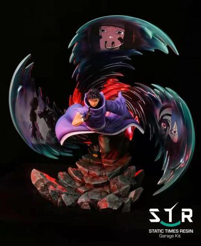 【Preorder】STR Studio Naruto Uchiha Obito Resin Statue's Postcard