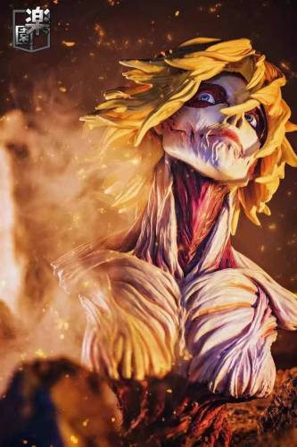 【Preorder】Leyuan Studio Attack on Titan Annie Leonhart Resin Bust's Postcard