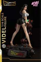 【Preorder】GIRL MAKER Studio Dragon Ball Videl Resin Statue's Postcard