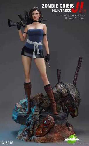 【Preorder】Green Leaf Studio Resident EvilJill Valentine Huntress GLS015 Resin Statue