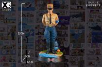 【Preorder】XBD Studio Dragon Ball Red Ribbon Army BLUE&ブヨン Resin Statue's Postcard
