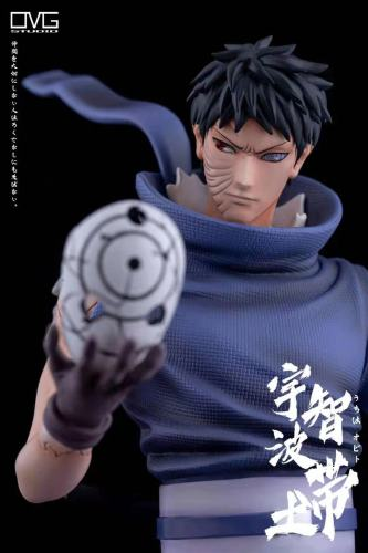 【Preorder】OMG Studio Naruto Uchiha Obito Resin Statue's Postcard