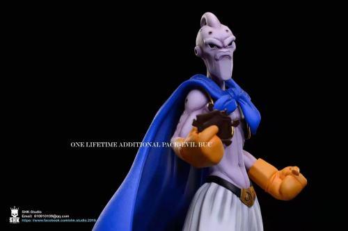 【Preorder】SHK Studio Dragon Ball Evil Buu Resin Statue's Postcard