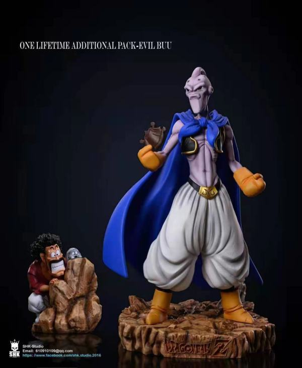 【In Stock】SHK Studio Dragon Ball Evil Buu Resin Statue
