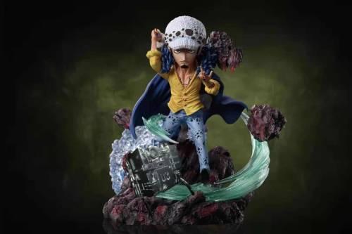 【Preorder】G5 Studio One Piece Trafalgar Law Resin Statue's Postcard