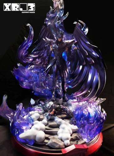 【Preorder】XR.3 Studio Sain Seiya THE LOST CANVAS Bennu Resin Statue's Postcard